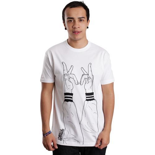 Kraftklub - Finger Vol1 White - - T-Shirts