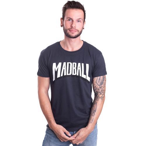 Madball - FTC Lyrics Navy - - T-Shirts