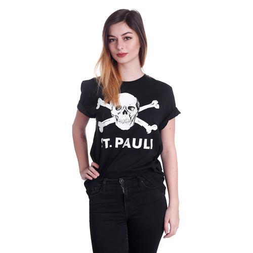 FC St. Pauli - Totenkopf I - - T-Shirts