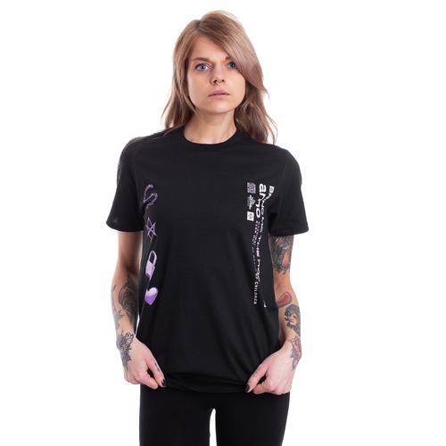 Bring Me The Horizon - Amo Symbols - - T-Shirts