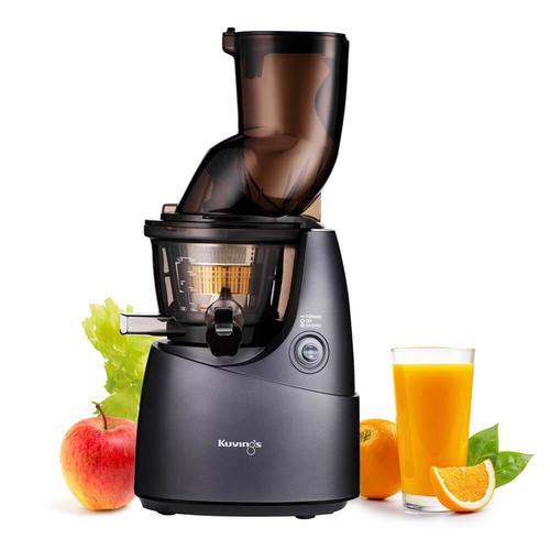 Kuvings B8200 Whole Slow Juicer | Entsafter - Saftpresse - Slow Juicer | + Rezeptbuch + Filterfrosch