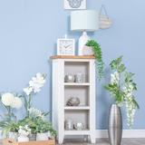 Chester White Painted Oak Small ...