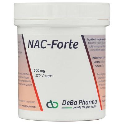 Deba NAC-forte 600 mg N-Acetyl-L...