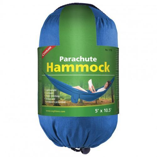 Coghlans - Hängematte Parachute - Hängematte Gr Single blau/grün/oliv
