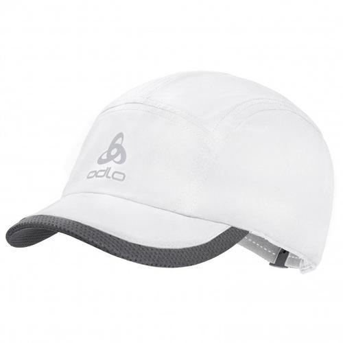 Odlo - Cap Ceramicool Light - Cap Gr L/XL weiß/grau