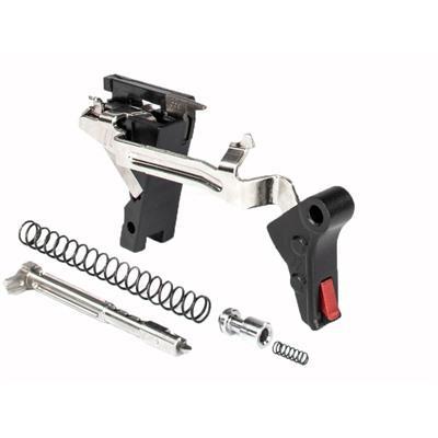 Zev Technologies Pro Flat Face Trigger Ultimate Kit For Glock - Pro Flat Face Trigger Ultimate Kit G
