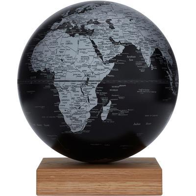 emform Globus Platon Oak matt black schwarz Büroaccessoires Wohnaccessoires