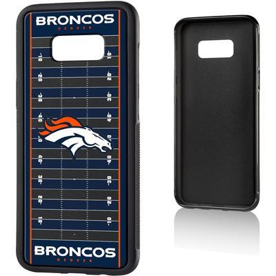 Denver Broncos Galaxy Bump Case with Field Design