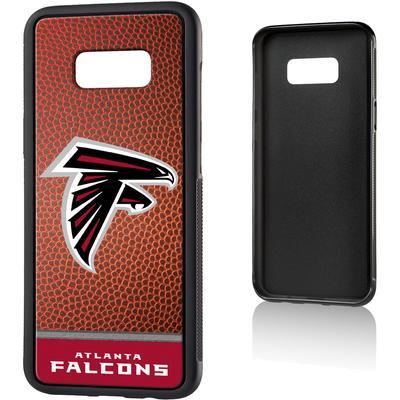 Atlanta Falcons Galaxy Bump Case with Football Design