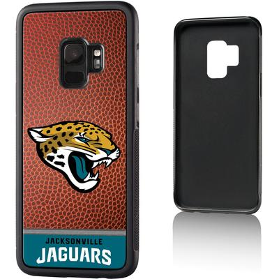Jacksonville Jaguars Galaxy Bump Case with Football Design