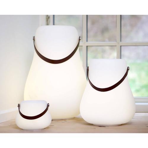 Nordic D`Luxx Leuchten und Vasen 20x16 cm / mit Licht und Lautsprecher