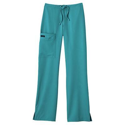 Jockey Women's Scrubs Scrub Pant, Teal, M
