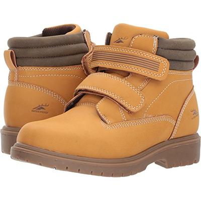 Deer Stags Boys' Marker Hiking Boot Wheat 2.5 Medium US Little Kid
