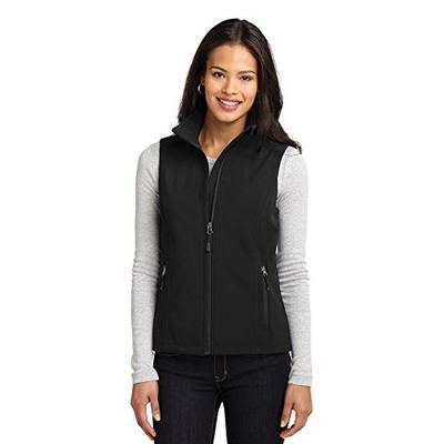 Port Authority Women's Core Soft Shell Vest 3XL Black
