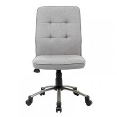 Boss Office Products (BOSXK) 1 Ergonomic Office Chair Fabric Taupe