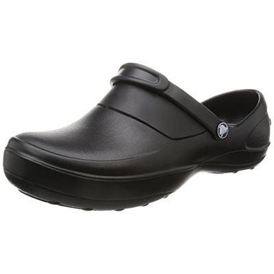 crocs Women's Mercy Clog, Black/...