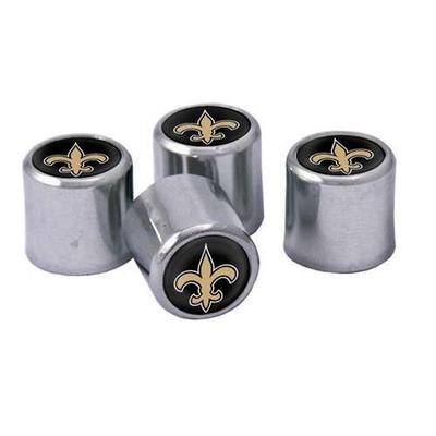 New Orleans Saints Valve Stem Caps